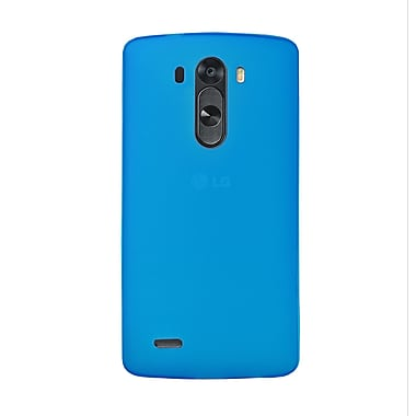 Gel Grip Packaged LG G3 Gel Skin, Blue