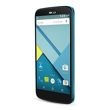 BLU Studio G Unlocked, Blue