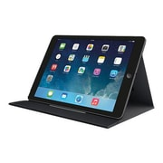 Logitech  Polyurethane Turnaround Carrying Case for iPad Air, Intense Black (939-000838)