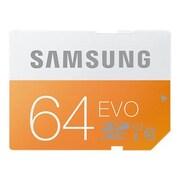 Samsung MB-SP64D/AM EVO Class 10/UHS-I 64GB SDHC Memory Card