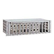 Allied Telesis™ AT-MCR12-10 Rack-Mount Media Conversion Chassis with Power Supply