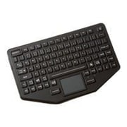 Panasonic® Wired USB Industrial Keyboard, Black (SL-86-911-TP-USB-P)