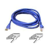 Belkin™ FastCAT 14' RJ-45 Male to Male CAT5e Patch Cable, Blue