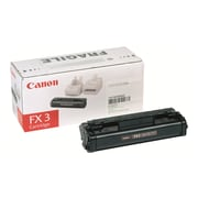 Canon® FX-3 Black 2700 Pages Toner Cartridge for CFX-LC2050/CFX-LC2060 Canon Printers