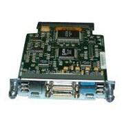 Cisco™ Asynchronous/Synchronous Serial WAN Interface Card, 2-Port (HWIC-2A/S=)
