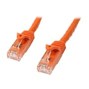 StarTech  N6PATCH7OR Cat6 Patch Cable with Snagless RJ45 Connectors, 7ft, Orange