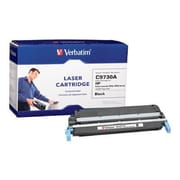 Verbatim® 95351 Black 13000 Pages Yield Remanufactured Toner Cartridge for HP LaserJet 5500/5550 Series Laser Printer