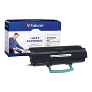 Verbatim® 95501 Black 6000 Pages Yield Remanufactured Toner Cartridge for Dell 1700 Series Laser Printer