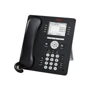 Avaya 700504845 9611G 8-Line IP Phone, Gray