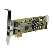 StarTech  Dual Port PCI Express Gigabit Ethernet PCIe Network Card Adapter - PoE/PSE