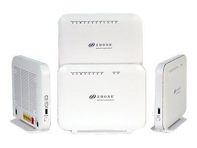 Zhone 6718-W1 Wireless Router, 54 Mbps, 7 Ports IM1QU5283