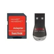 SanDisk SDDRK-121-A46 MobileMate Duo External Flash Reader