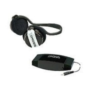 Koss® HB70 Infrared Technology Stereo Headphone, Black