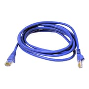 "Belkin™ 5.91"" RJ-45 Male/Male Cat.6 UTP Snagless Patch Cable, Blue"