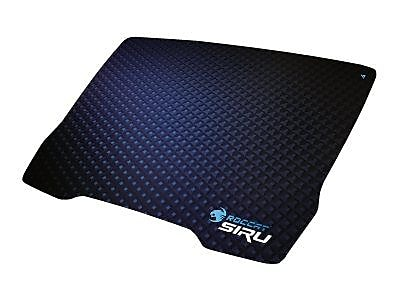 Roccat Siru Synthetic 9.8 x 13.4 Cryptic Blue Cutting-Edge Gaming Mouse Pad, ROC-13-071