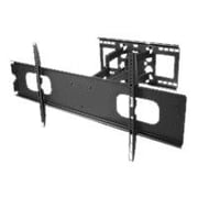 "SIIG® CE-MT1A12-S1 47"" - 90"" Full-Motion TV Mount, Black"