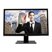 "V7 Slim Line 24"" 1080p FullHD LED-Backlit LCD Monitor - L23600WHS-9N - Black"