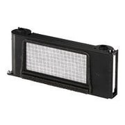 Panasonic® Replacement Projector Filter, Black (ET-RFF100)