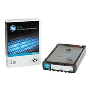 HP® RDX Removable Disk Cartridge, 2TB (Q2046A)