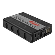 WHISTLER-CAR AV XP200I 200 W Power Inverter, 12 VDC Input, 5 VDC Output, 2 Outlets