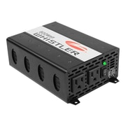 WHISTLER-CAR AV XP800I 800 W Power Inverter, 5 VDC Output, 2 Outlets