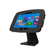 "Compulocks  303B530GEB Space 360 Aluminum Enclosure Kiosk for 12"" Surface Pro, Black"