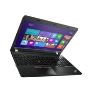 "Lenovo 20DF00EDUS ThinkPad Edge E550 20DF 15.6"" HD Display Intel Core i3 5005U 500GB HDD 4GB RAM Windows 16"" Notebook, Black"