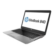 "HP L3Z71UT#ABA EliteBook 840 G2 14"" HD Display Intel Core i5 5300U 500GB HDD 8GB RAM Windows 14"" Notebook, Black"