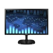 "LG 24MC57HQ-P/US 24""W LED-Backlit LCD Monitor, High Glossy and Textured Black"