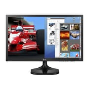 "LG 27MC37HQ-B/US 27"" LED-Backlit LCD Monitor, Textured Black/Black Hairline"