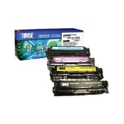 MSE 02-21-53014 Black 3500 Pages Toner Cartridge for CP2025n/CP2025dn HP Color LaserJet Printer