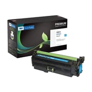 MSE 02-21-51114 Cyan 6000 Pages Standard Yield Toner Cartridge for M551dn/M551n HP LaserJet Printer