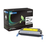 MSE 02-21-50214 Yellow 10000 Pages Toner Cartridge for 4700 Series HP LaserJet Printer