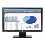 "HP ProDisplay L1E32A8#ABA 20"" LED-Backlit LCD Monitor, Black"