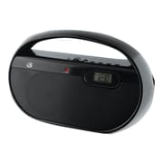 GPX® R602B AM/FM Portable Radio, Black
