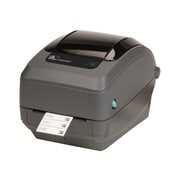 "Zebra® GX430t 6 in/s Performance USB Thermal Transfer Printer, 1.25"" - 39"", 300 dpi"