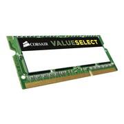 Corsair® CMSO4GX3M1C1333C9 4GB (1 x 4GB) DDR3L 204-Pin SDRAM PC3-10600 SoDIMM Memory Module Kit