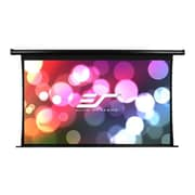 "Elite Screens® Spectrum Tab-Tension ELECTRIC125HT Electric Ceiling/Wall Mount 125"" Projector Screen"