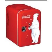 Koolatron Coca Cola 6-Can Compact Refrigerator