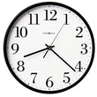 Howard Miller Office Mate 10.5'' Wall Clock