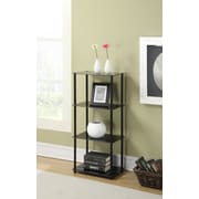 Convenience Concepts Midnight Tower 39'' Accent Shelves
