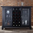 Crosley Newport Wine Bar; Black