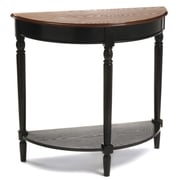 Convenience Concepts French Country Console Table; Brown
