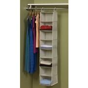 Household Essentials Tea and Fog 8-Shelf Organizer