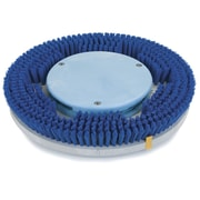 Carlisle Sanitary Maintenance Products Colortech  Adjust-A-Glide Rotary Brush; 12''