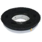 Carlisle Sanitary Maintenance Products Colortech  Nylon .032 Stiff Rotary Brush; 14''