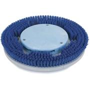 Carlisle Sanitary Maintenance Products Colortech  Adjust-A-Glide Stiff Brush; 14''