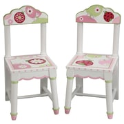 Guidecraft Sweetie Pie Kids Extra Chairs (Set of 2)