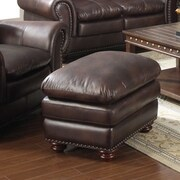 Emerald Home Furnishings Mason Ottoman