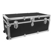 Seward Trunk The Modern 30'' Trunk; Black